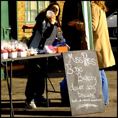 Chiswick Mall and Farmers Market - Feb8th18