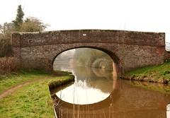 Worcester and Birmingham Canal (Tudor Barlow) Tags: england spring bridges canals locks worcestershire railways tamron1750 worcesterandbirminghamcanal