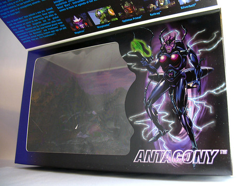 Botcon 1998 Antagony Exclusive