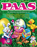 PAAS Egg Coloring Kit