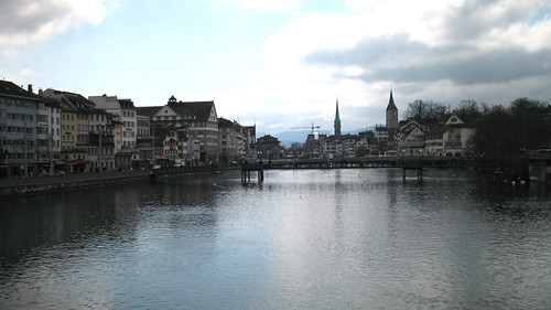 Zurich view, again.