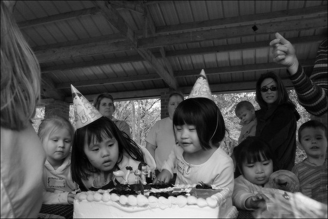 For the blog: Birthday Party
