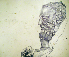 chessman sketch