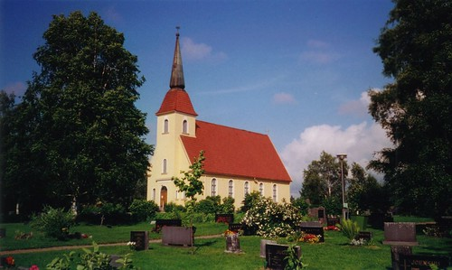 Church of Saloinen parish