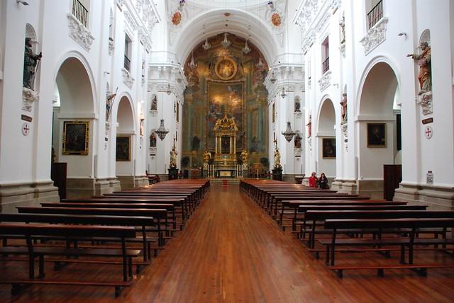 jesuit church, toledo