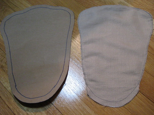 Slippers Re-Pad