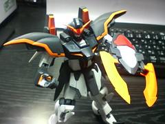 GundamDeathscythe Ver.Ka - buster shield