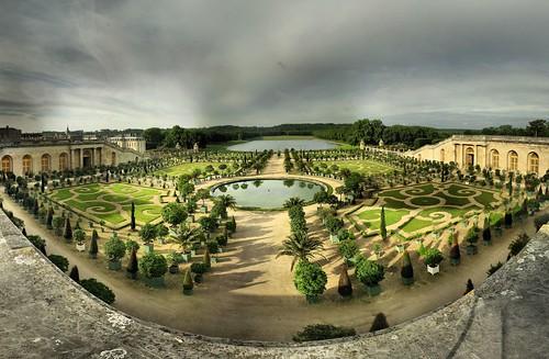 Château de Versailles - L'Orangerie - 27-05-2007 - 8h29