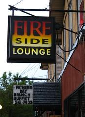 Fireside Sign 2