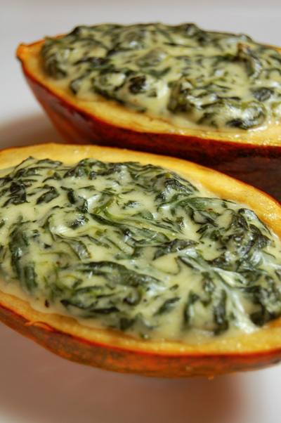 stuffed gem squash©