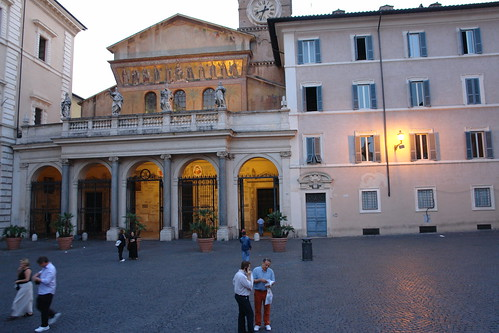 Santa María en Trastevere, Roma