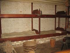 Mount Vernon slave quarters