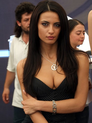 Too hot brunete Girl