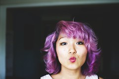 Violet Delights (Yanjaa!) Tags: westworld hbonow violet hair violethair manic panic manicpanic hairdye kiss