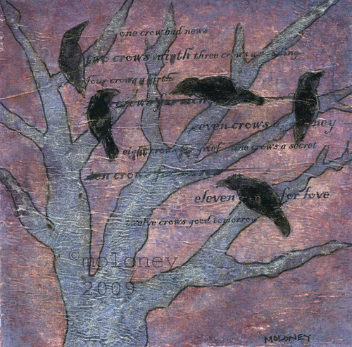 """the counting of the crows"""