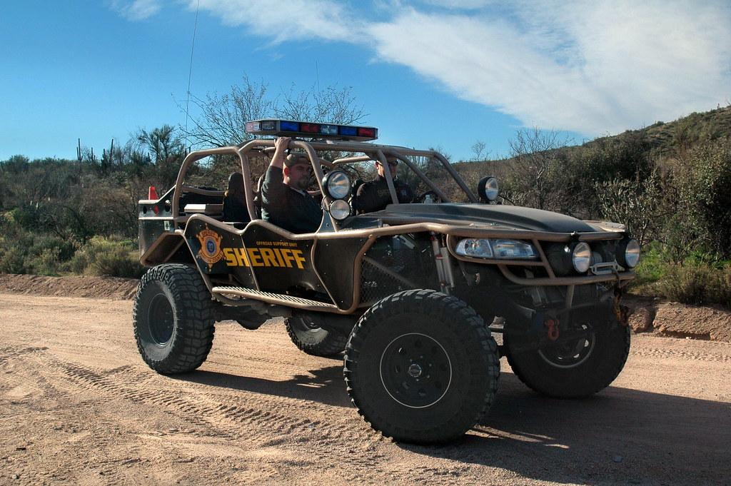 Off road et crawler police spécial !! 3264384402_cbb086f3e4_b