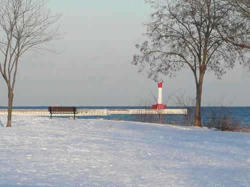 Oakville Pier, Waterworks Park, Central Oakville, Oakville, Ontario, JennyKotulak photo