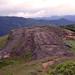 La roca del fuerte de Samaipata