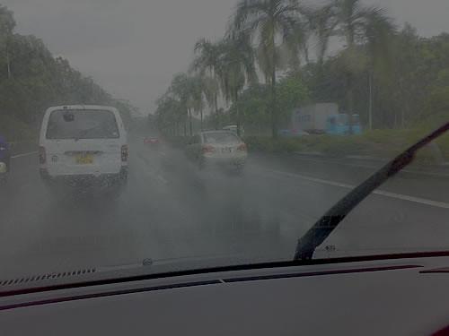 Rainy BKE