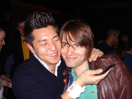tsuyoshi and john