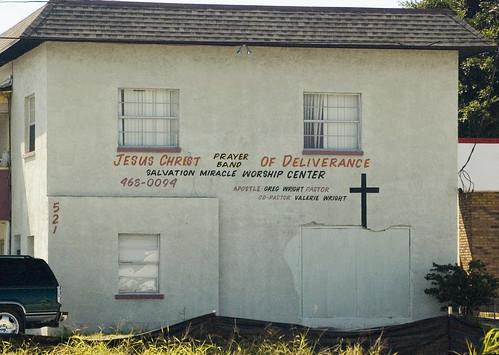 Jesus Christ Prayer Band
