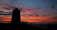 St Monans Windmill, Fife, Scotland (dhansak79) Tags: windmill st scotland fife 1ds 1740l monans