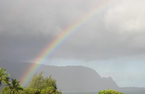 Kauai Bali Hai Rainbow