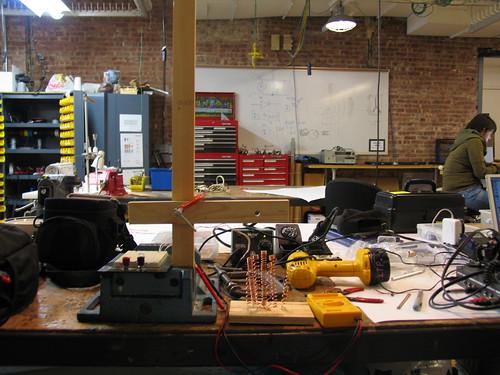 Flex Sensor Experiments