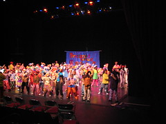 That's a lot of clowns (Ander!) Tags: work theatre arts center clowns prescott tpt malonga casquelourd