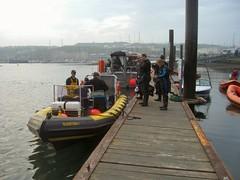 CIMG2531 Loading Sunfish (Tim Sheerman-Chase) Tags: uk plymouth scuba diving wreck scylla