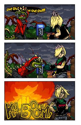 Hardcoreasaurus - Page 10