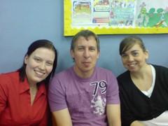 Joanne, Kenny & Leeanne