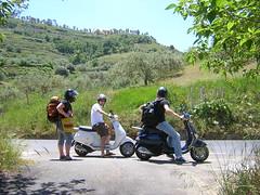 Moto cruising