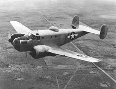 AT-11 (TailspinT) Tags: world two training plane airplane army model war aircraft aviation military air wwii twin piston ii corps ww2 slideshow 18 beechcraft beech trainer forces radial aac c45 aaf usaaf usaac