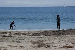 DSC_0180 (DigitalAudioTape) Tags: santacruz beach skimboarding skimboard
