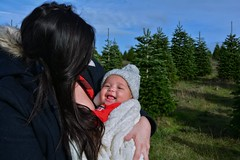Mommy's Baby (jclifford394) Tags: motherhood baby smiles happiness trees outdoors oregon