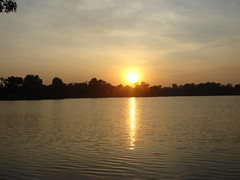Sunset Angkor Wat
