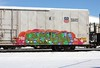 Stoe (quiet-silence) Tags: graffiti graff freight fr8 train railroad railcar art stoe stoer cdc ba armn reefer unionpacific armn170099