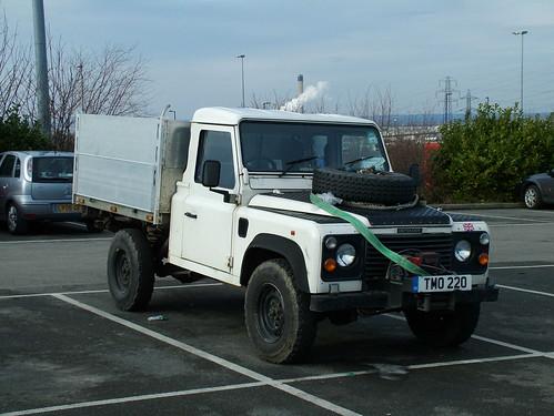 1995 Land Rover 110 Defender