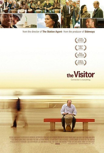 The visitor poster movie
