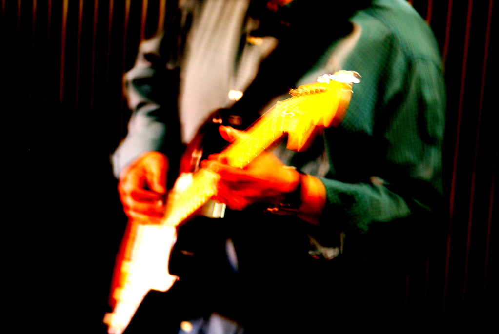 The blues session #5...