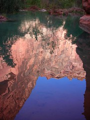 Canyon Reflection