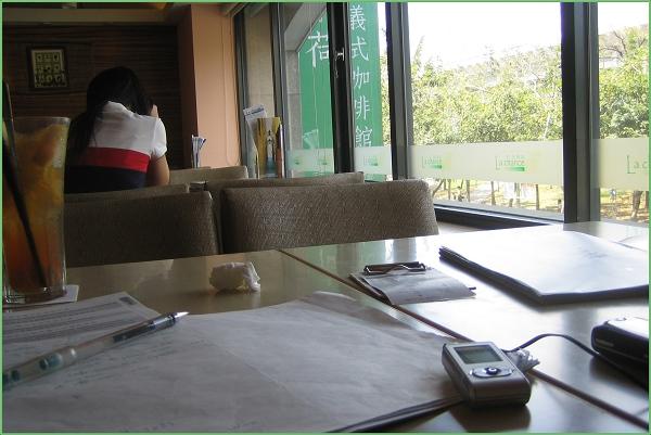 La chance 帛納荷 義式咖啡館-01