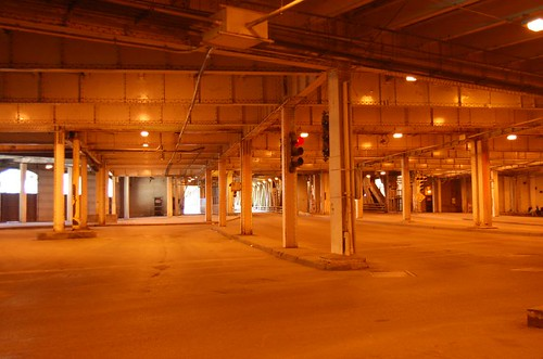Lower Wacker Drive