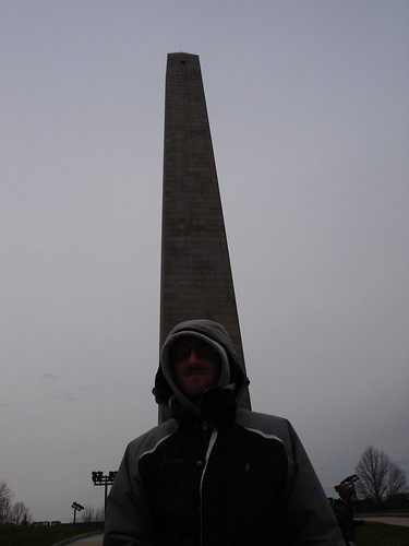 Ken at Bunker Hill