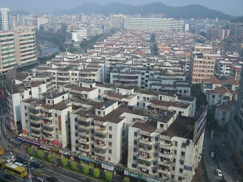 Chinese Suburbia