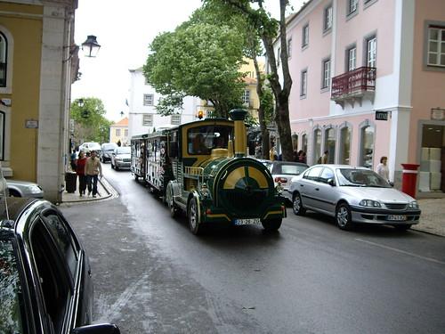 辛特拉街景