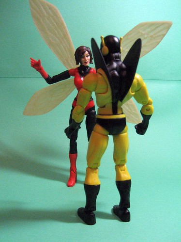 Wasp and Yellowjacket