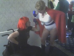 oracle and power girl