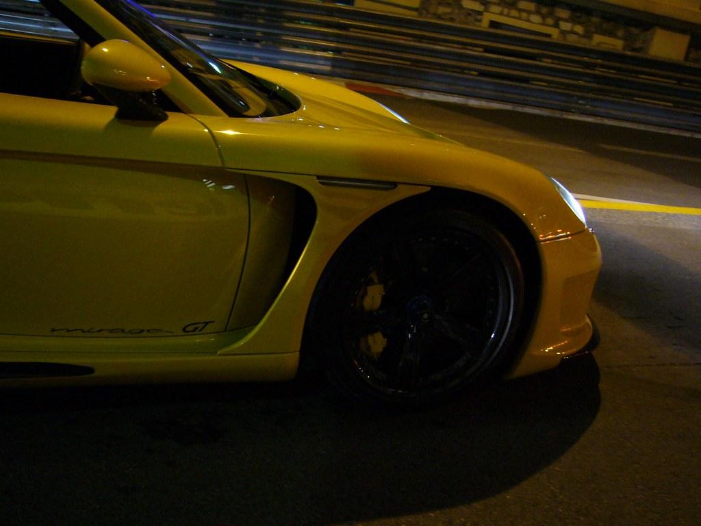 Gemballa Mirage Carrera GT
